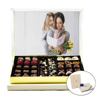 - Anneye Resimli Special Çikolata Hediyesi