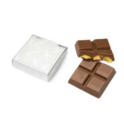 - Antep Fıstıklı Sütlü Gümüş Nota Çikolata