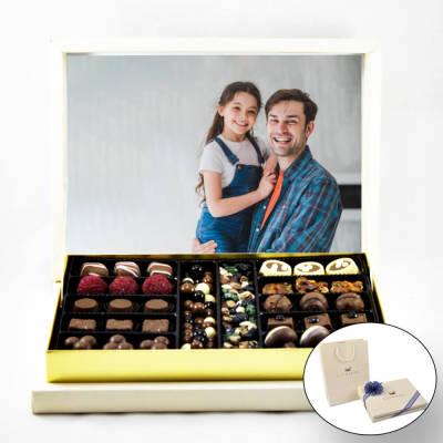 - Babaya Resimli Special Çikolata Hediyesi