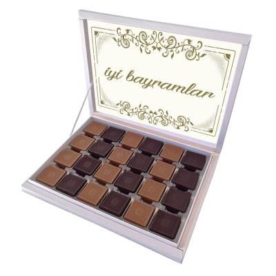 - Bayramlık Madlen Çikolata (Büyük Boy)