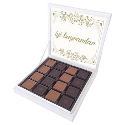 - Bayramlık Madlen Çikolata (Orta Boy)