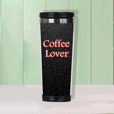 - Coffee Lover Termos Mug