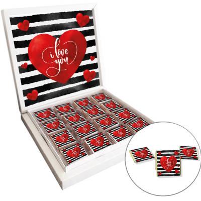 - I Love You Sevgiliye Çikolata