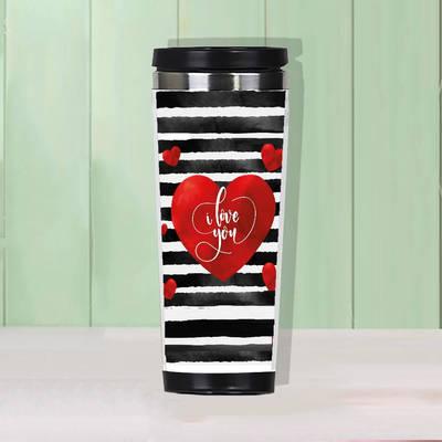 - I Love You Termos Mug