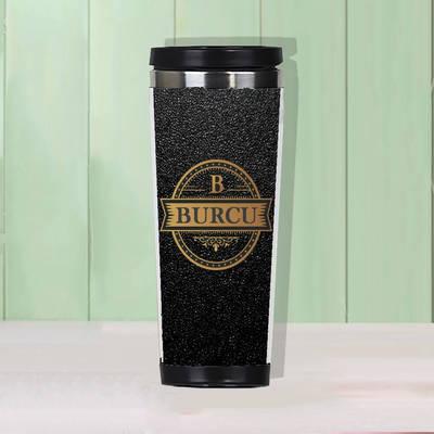 - İsme Özel Vintage Termos Mug