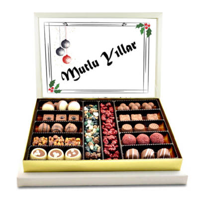 - Mutlu Yıllar Special Çikolata (Büyük Boy)