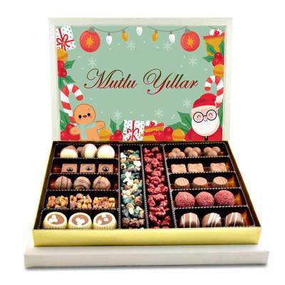 - Mutlu Yıllar Spesiyal Çikolata