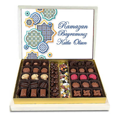 - Ramazan Bayramına Özel Spesiyal Çikolata