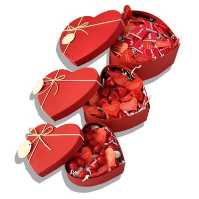 - Sevgiliye 3'lü Aşk Kulesi