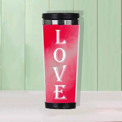 - Sevgiliye Love Termos Mug
