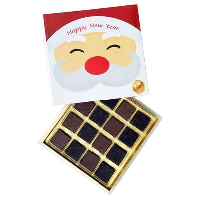 - Yılbaşına Özel Kılıflı Madlen Çikolata