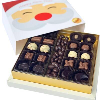 - Yılbaşına Özel Kılıflı Spesiyal Çikolata